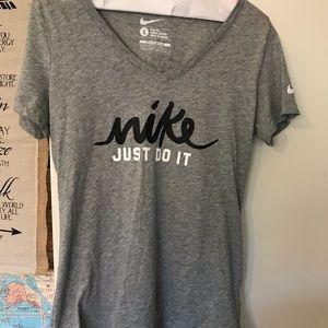 Nike Grey Tee